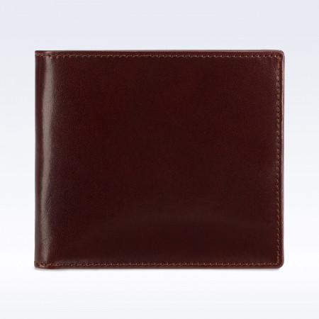 Chestnut Richmond Leather Slimline Billfold Wallet