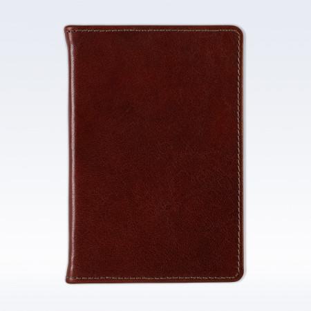Chestnut Richmond Leather A6 Pocket Notebook