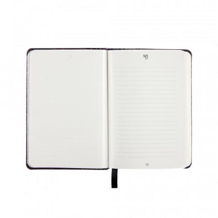 A6 StJ Notebook refill Black