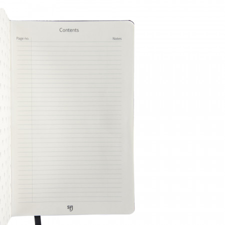 A6 StJ Notebook refill White