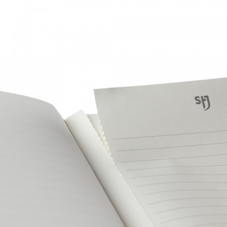 A5 StJ Notebook refill White