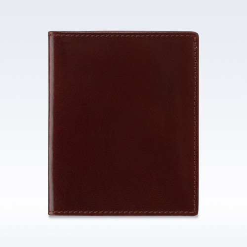 Chestnut Richmond Leather Slimline Wallet