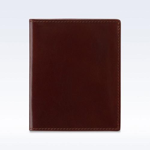 Chestnut Richmond Leather Slimline Wallet