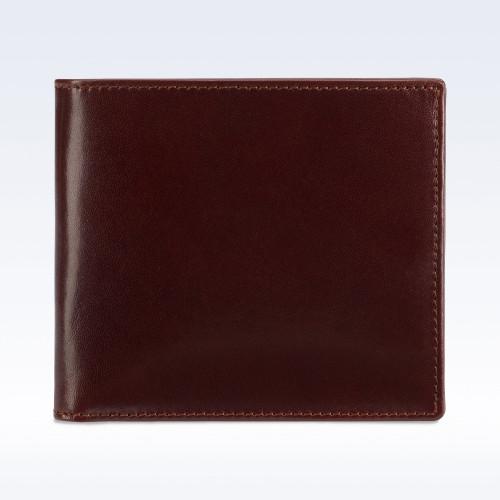 Chestnut Richmond Leather Slimline Billfold Wallet