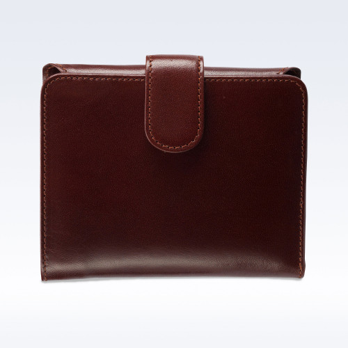 Chestnut Richmond Leather Sophia Ladies Purse