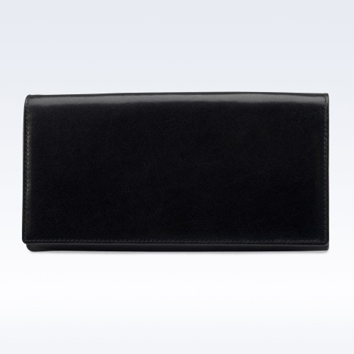 Richmond Ladies Purse in Black Leather