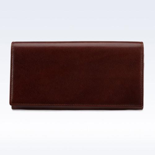 Richmond Ladies Purse in Chestnut Leather
