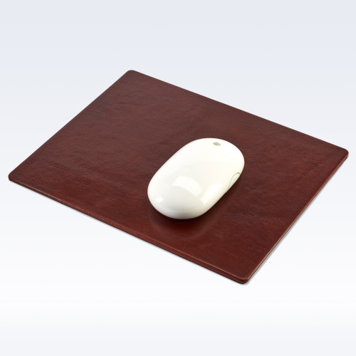 Chestnut Richmond Leather Mouse Mat